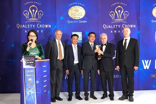 Viglacera Float Glass Company Was Honored For Quality Management