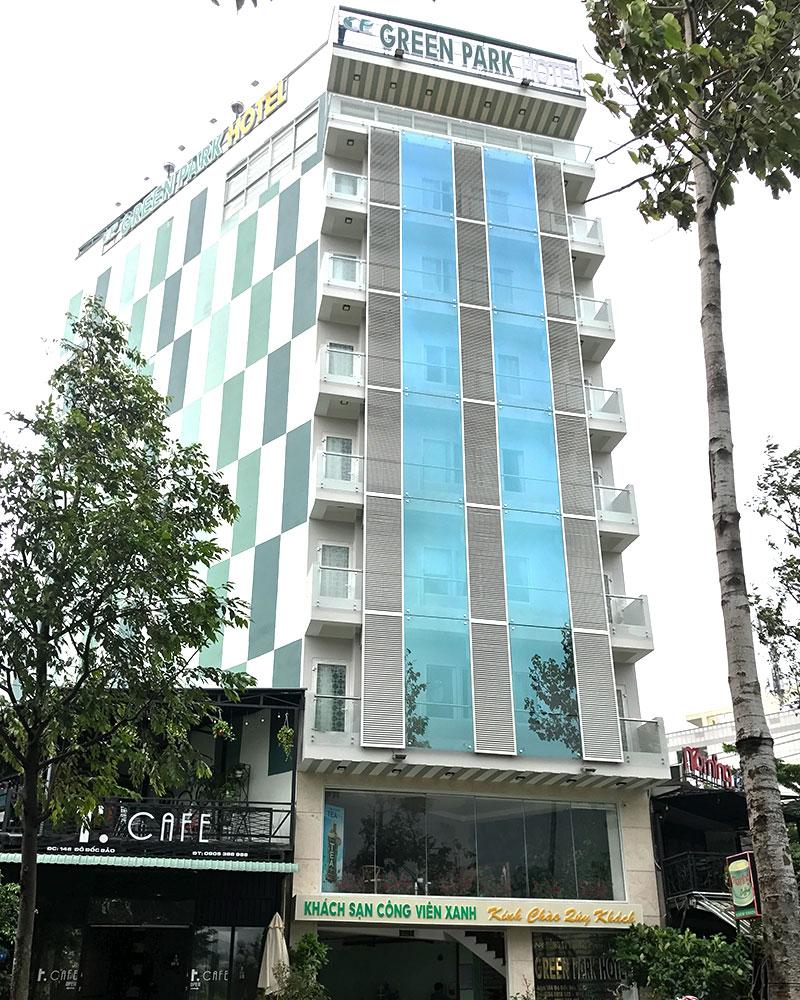 Green Park Hotel, TP. Qui Nhơn