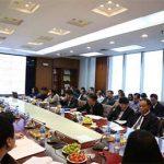 Tổng Công Ty Viglacera – CTCP Họp Giao Ban đầu Xuân Canh Tý 2020