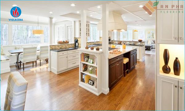 Lắp Sàn Gỗ Cho Nhà Bếp Là Sự Lựa Chọn Không Tối ưu (1)